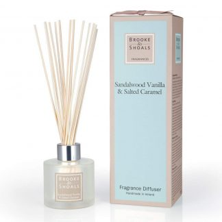 Sandalwood Vanilla and Salted Caramel Diffuser