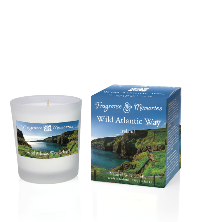 Regular Candle - Wild Atlantic Way