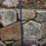 Irish Blackthorn walking stick