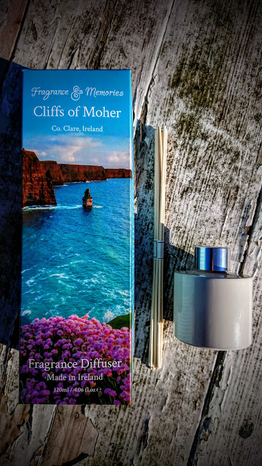 Fragrance and Memories Reed Diffuser - Cliffs of Moher