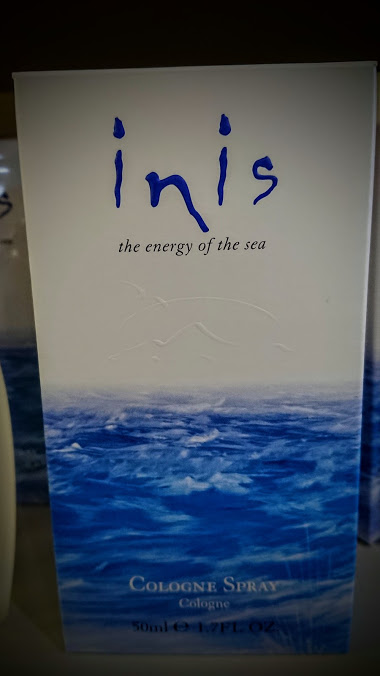 Inis The Energy of the Sea Cologne Spray 1 fl oz