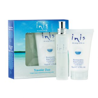 Inis the Energy of the Sea Traveler Duo gift set