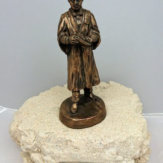 Jeanne Rynhart Bronze Sculpture - Graduation Male
