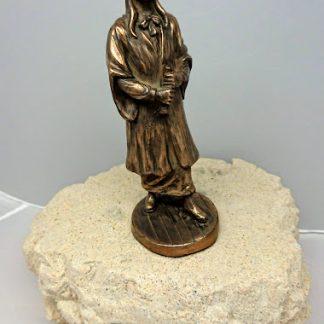 Jeanne Rynhart Bronze Sculpture - Graduation Female