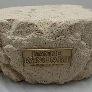 Jeanne Rynhart Stone Plinth Large