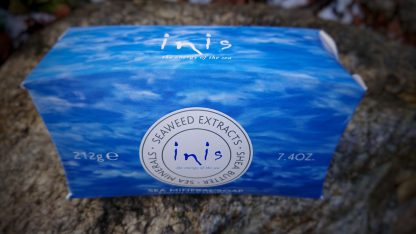 Inis The Energy of the Sea Large Sea Mineral Soap 7.4 oz