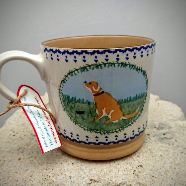 Nicholas Mosse Large Mug Dog
