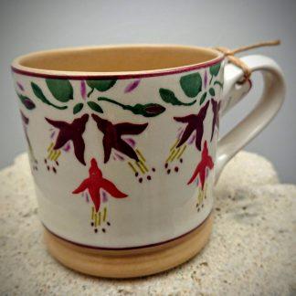 Nicholas Mosse Large Mug -Fuchsia