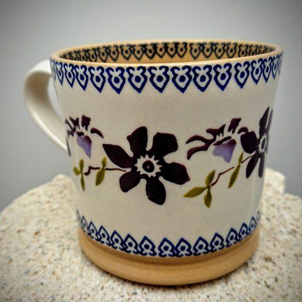 Nicholas Mosse Large Mug - Clematis
