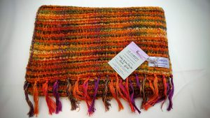 Liz Christy Scarf - Valley of the Creuse - Sand Gold