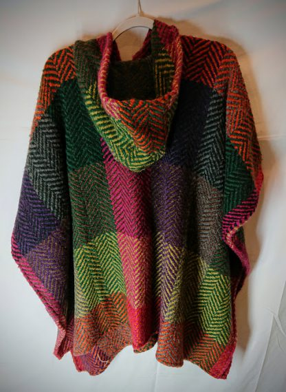 John Branigan Knitwear - Sara Ruana - Mulberry